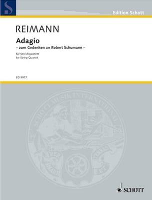 Aribert Reimann - Adagio –Partitur + Stimmen - Partition - di-arezzo.fr