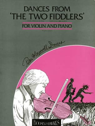Dance From The Two Fiddlers - Davies Peter Maxwell - laflutedepan.com