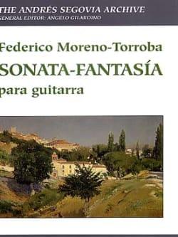 Sonata Fantasia para guitarra Federico Moreno-Torroba laflutedepan
