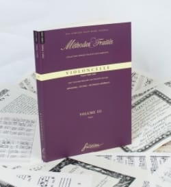 - Cello Methods and Treaties - Volume 3 - Sheet Music - di-arezzo.co.uk