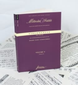 - Méthodes et Traités Violoncelle Vol.5 - France 1800-1860 - Partition - di-arezzo.fr