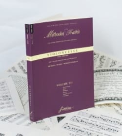 - Cello Methods and Treaties Vol.7 - France 1800-1860 - Sheet Music - di-arezzo.co.uk