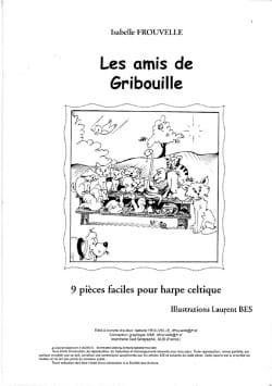Isabelle Frouvelle - The Friends of Gribouille - Sheet Music - di-arezzo.co.uk