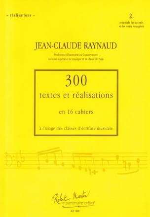 Jean-Claude Raynaud - 300 Texts and Achievements - Volume 2: Achievements - Sheet Music - di-arezzo.co.uk