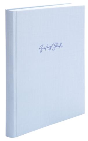 Samtliche Werke - Christoph Willibald Gluck - laflutedepan.com