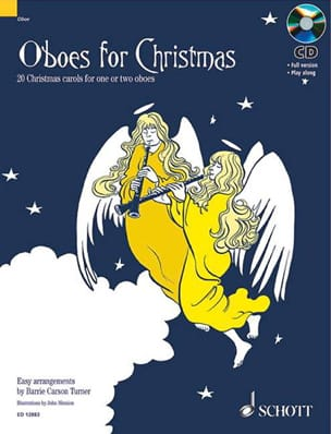 Turner Barrie Carson - Oboes for Christmas - Sheet Music - di-arezzo.co.uk