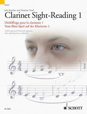 Clarinet Sight-Reading - 1 - laflutedepan.com