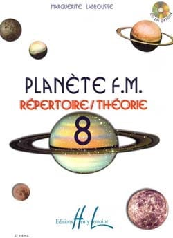 Marguerite Labrousse - Planet FM 8 - Theory Directory - Sheet Music - di-arezzo.co.uk
