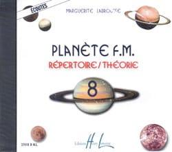 Marguerite Labrousse - CD - Planète FM Volume 8 - Ecoutes - Partition - di-arezzo.fr