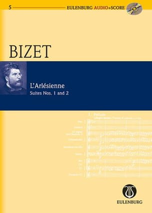 BIZET - L'Arlésienne - Suites N ° 1 and 2 - Sheet Music - di-arezzo.co.uk