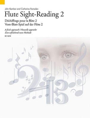 Kember John / Ramsden Catherine - Flute Sight-Reading - 2 - Partition - di-arezzo.fr