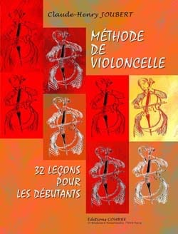Claude-Henry Joubert - Cello Method Volume 1 - Sheet Music - di-arezzo.co.uk