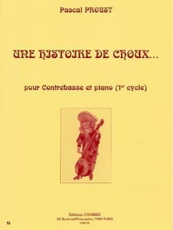 Pascal Proust - A History Of Cabbages ... - Sheet Music - di-arezzo.co.uk