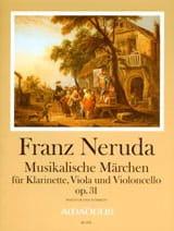 Franz Neruda - Musikalische Märchen op. 31 - Partitur Stimmen - Sheet Music - di-arezzo.com