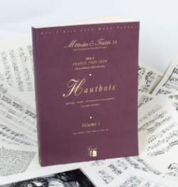 Brod Henri / Castil-Blaze / Chalon / Choron / Reicha / Vogt - Methods and Treaties Vol 1 - Sheet Music - di-arezzo.co.uk