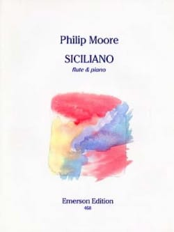 Philip Moore - Siciliano - Partition - di-arezzo.fr