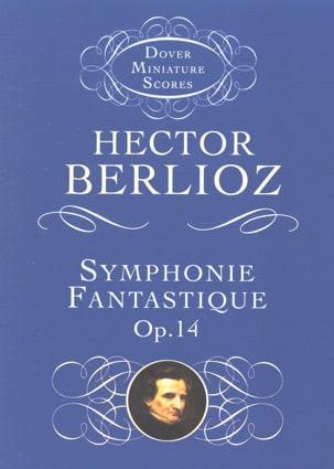 Symphonie fantastique BERLIOZ Partition Petit format - laflutedepan