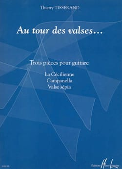 Thierry Tisserand - At the Tour des Valses ... - Sheet Music - di-arezzo.com