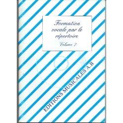 Formation Vocale par le Répertoire Vol 7 - Ab - laflutedepan.com