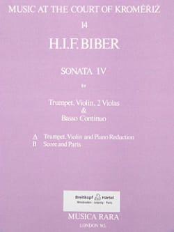 Sonata Iv A Cinque En Do M - laflutedepan.com