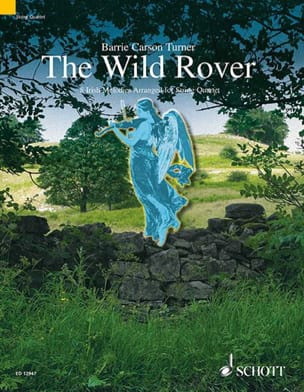 The Wild Rover - Score + Parts Turner Barrie Carson laflutedepan