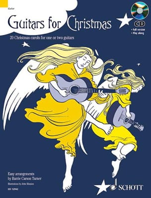 Turner Barrie Carson - Guitars for Christmas - Sheet Music - di-arezzo.com
