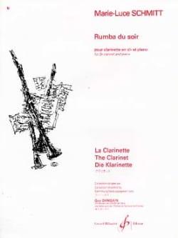 Marie-Luce Schmitt - Rumba du soir - Partition - di-arezzo.fr