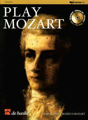 MOZART - Play Mozart - Violon - Partition - di-arezzo.fr