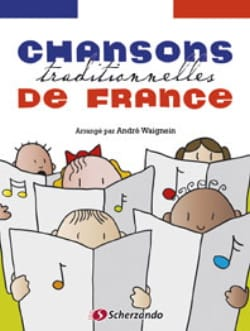 André Waignein - Chansons traditionnelles de France – Clarinette - Partition - di-arezzo.fr