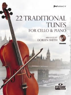 Doreen Smith - 22 Traditional tunes (CD included) - Partition - di-arezzo.fr