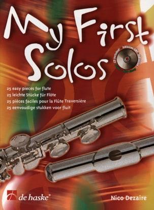 My first solos – Flute - Nico Dezaire - Partition - laflutedepan.com
