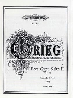 Edvard Grieg - Solveig's Song - Sheet Music - di-arezzo.co.uk