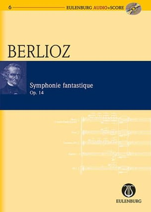BERLIOZ - Symphony Fantasy Opus 14 - Partition - di-arezzo.it