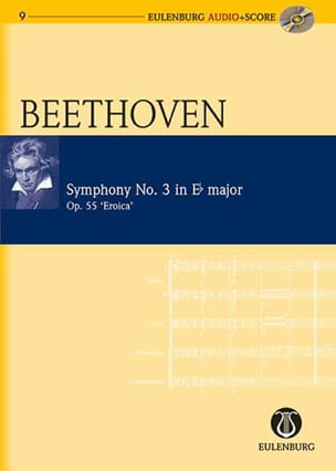 Ludwig van Beethoven - Symphonie Opus 55 N° 3 En Mib Majeur Héroïque - Partition - di-arezzo.fr
