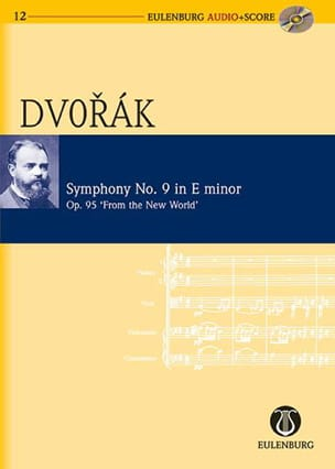 DVORAK - New World Symphony Op. 95 No. 9 in E Minor - Sheet Music - di-arezzo.com