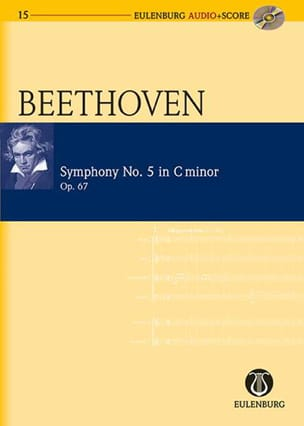 Ludwig van Beethoven - Symphonie N° 5 Opus 67 en Ut Mineur - Partition - di-arezzo.fr