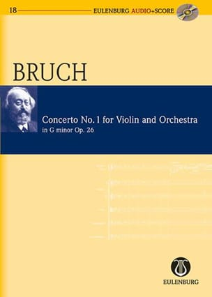 Max Bruch - Concerto Pour Violon Opus 26 N°1 - Partition - di-arezzo.fr