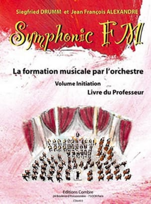 Symphonic FM Initiation - Livre du Professeur laflutedepan