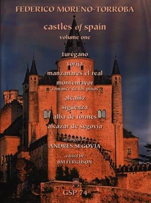 Federico Moreno-Torroba - Castles Of Spain Volume 1 - Partition - di-arezzo.fr