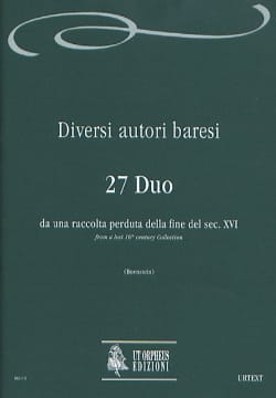 - 27 Duo - Sheet Music - di-arezzo.com