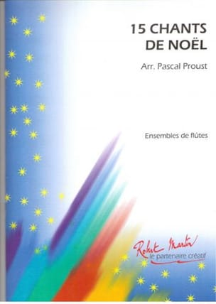 Pascal Proust - 15 Christmas carols - Sheet Music - di-arezzo.com