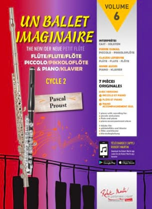 Pascal Proust - An Imaginary Ballet - Sheet Music - di-arezzo.com