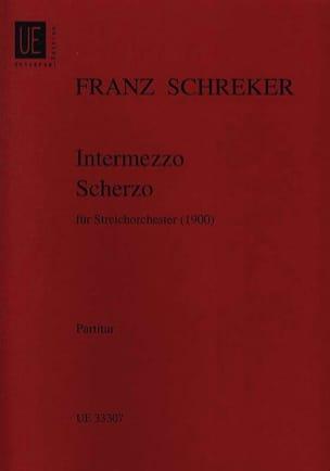 Intermezzo Scherzo (1900) - Franz Schreker - laflutedepan.com