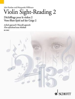 Violin Sight-Reading Vol.2 - laflutedepan.com