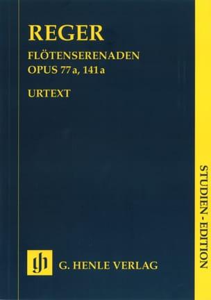 Flötenserenaden op. 77a, 141a – Partitur - laflutedepan.com