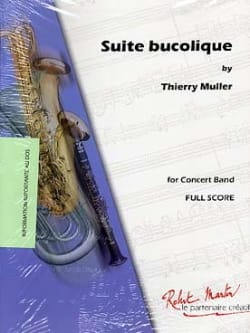 Thierry Muller - Bucolic Suite - Sheet Music - di-arezzo.co.uk