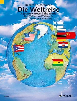 Voyage Autour du Monde - Renate Bruce-Weber - laflutedepan.com