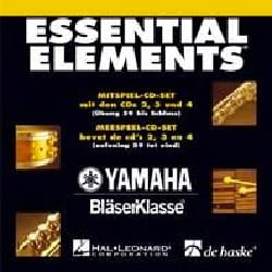 Pack 3 CDs D' Accompagnement - Elements Essential - laflutedepan.com