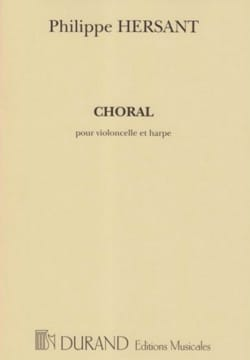 Philippe Hersant - Choral - Sheet Music - di-arezzo.co.uk