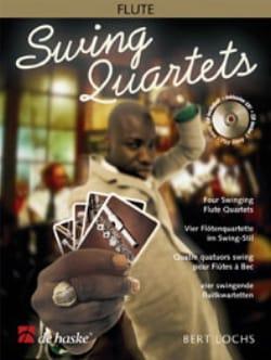 Swing quartet - 4 Flutes Bert Lochs Partition laflutedepan